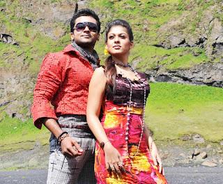 tamil-kollywood-film-movie-surya-nayantara-aadhavan-review