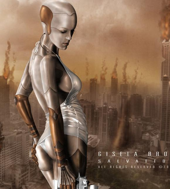 amazing pics 2 you  women  u2013 robots amazing photos