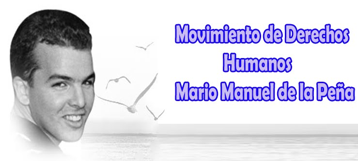 Movimiento de Derechos Humanos Mario Manuel de la Peña