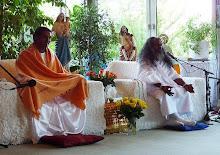 Visit of Swami Atmachaithanya
