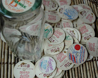 Half Pint Milk Bottle Old Milk Tops