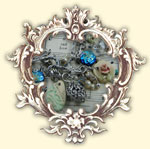 Ice Garden Bracelet