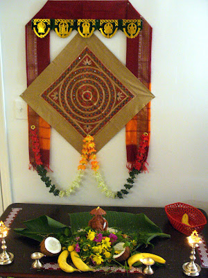 Belated Vinayaka Chavithi wishes to all of you.