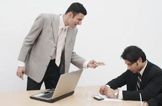 3 Tips Menghadapi Bos Berkarakter Sulit Galak Keras - www.iniunik.web.id