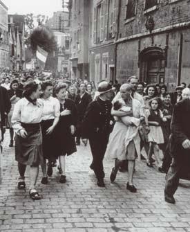Colaboradores nazistas - 1944