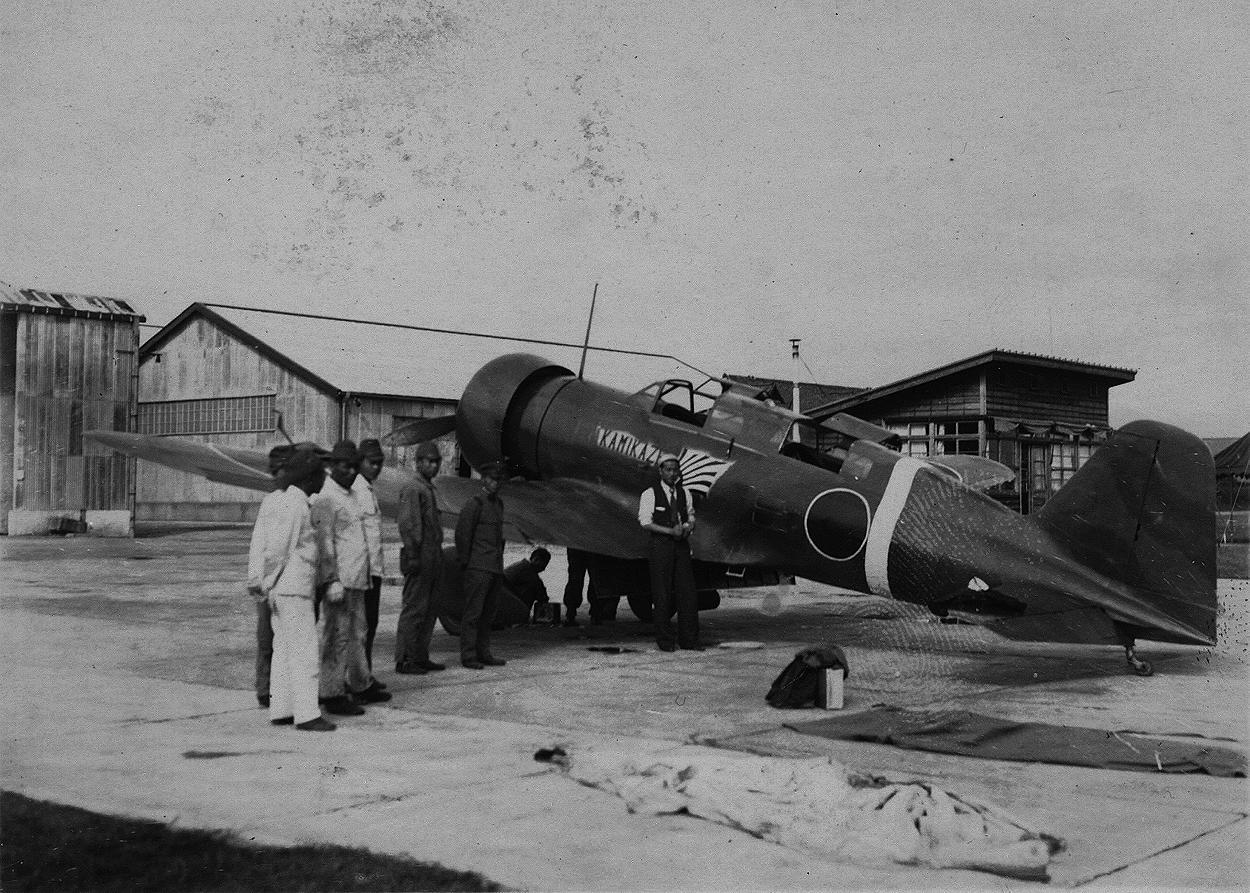 armée de l'air japonaise JAPON+KAMIKAZE+PRE-GUERRA