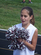 Catie LOVES to Cheer