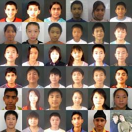 Les fotos del curs 2008-09