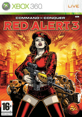 Command & Conquer : Red Alert 3 xbox 360
