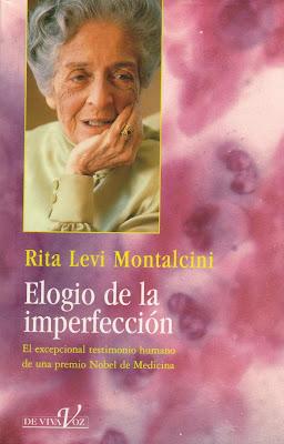 Libros y Lecturas : R.Levi Montalcini elogia la imperfección