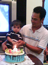 Hakeem's Birthday Party ~ 1 year