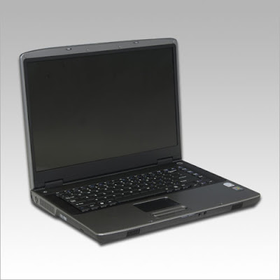 Gateway MX6920 laptop