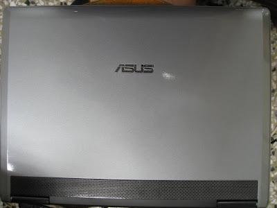 Asus F3JR series laptop pc