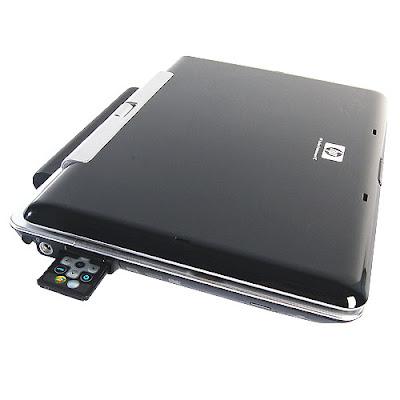hp laptop processor AMD Turion TL60