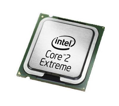 Intel Core 2 Extreme processor