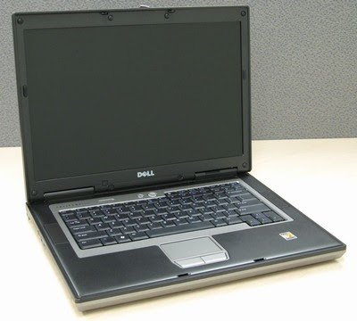 Dell Latitude D531 laptop