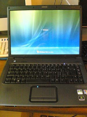 Compaq F504EA laptop notebook