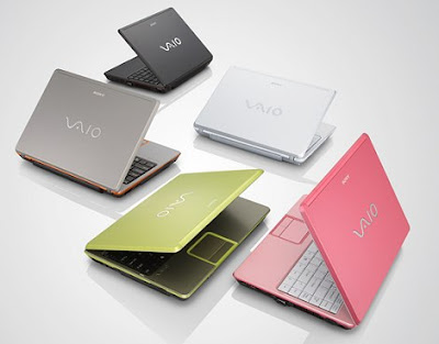 Sony VAIO C-Series laptops