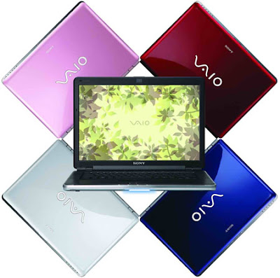 Sony's Vaio laptops brand