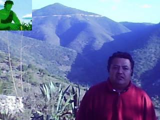 A ESPALDAS RELIEVES DE LA SIERRA CAMINO A PACULA HIDALGO