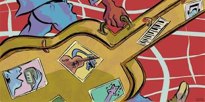 Curso de violão na Quanta Academia de Artes