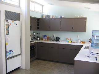 gregory ain - altadena - park planned home kitchen rennovation restoration - circa 2006