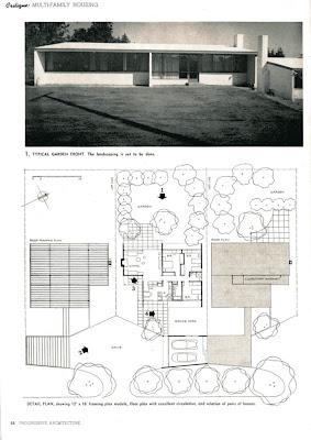 gregory ain altadena - park planned homes - progressive architecture 6