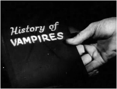 A History of Vampires
