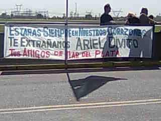 ARIEL SIEMPRE ESTARAS EN NUESTROS CORAZONES