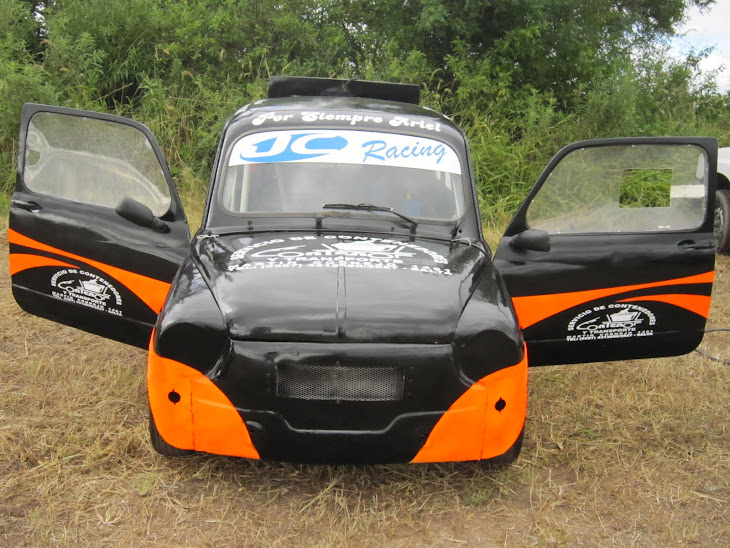 EL FIAT 600 - JC RACING