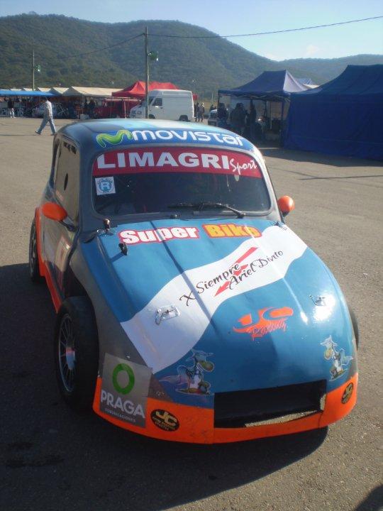 EL JC RACING AHORA EN EL AUTODROMO