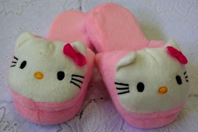 slippers shoes hello kitty children kids girls bedroom slippers shoes