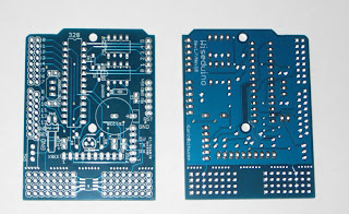 Adafruit data logging shield schematic