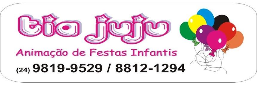 Tia Juju - Animação de Festas Infantis