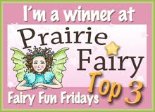 Prairie Fairy Top 3