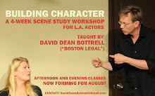 I'm Teach My Acting Workshop Again