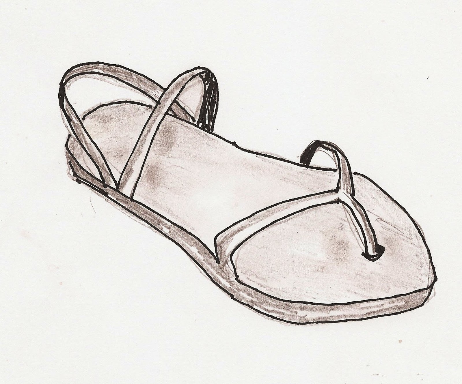 History of Sandals: Shoe Styles of Ancient Greece: Krepis ...