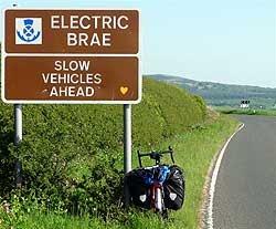 Can Electric Cars Climb Hills