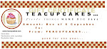 teacupcakes gift certificates...
