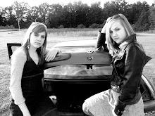 Jenn and I (very serious!) :-)