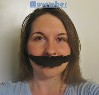 WooWoo's Movember photo