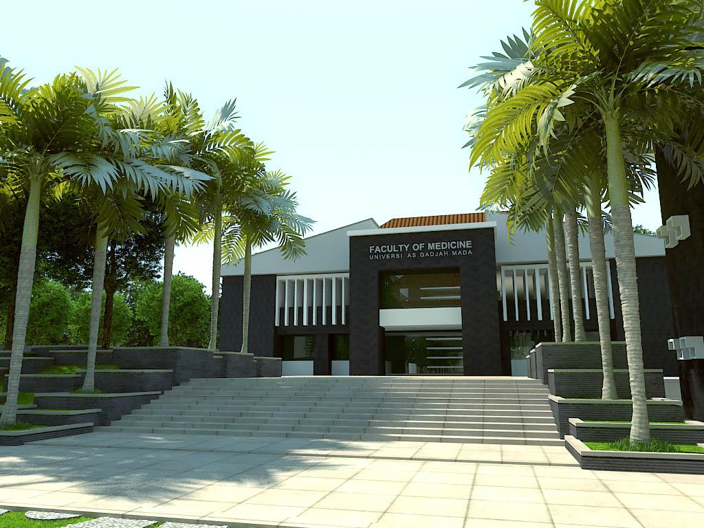 Diwangkoro Arsitek Plaza Medika Fakultas Kedokteran Ugm
