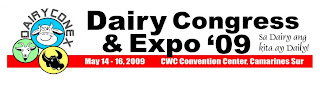 Dairy Congress and Expo 2009 logo