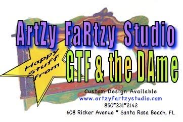 Artzy Fartzy Studio
