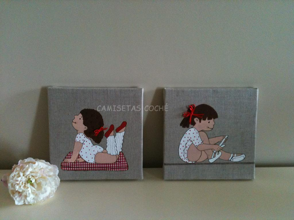 Cuadros modernos hogar y muebles kotear car interior design - Cuadros bailarinas infantiles ...