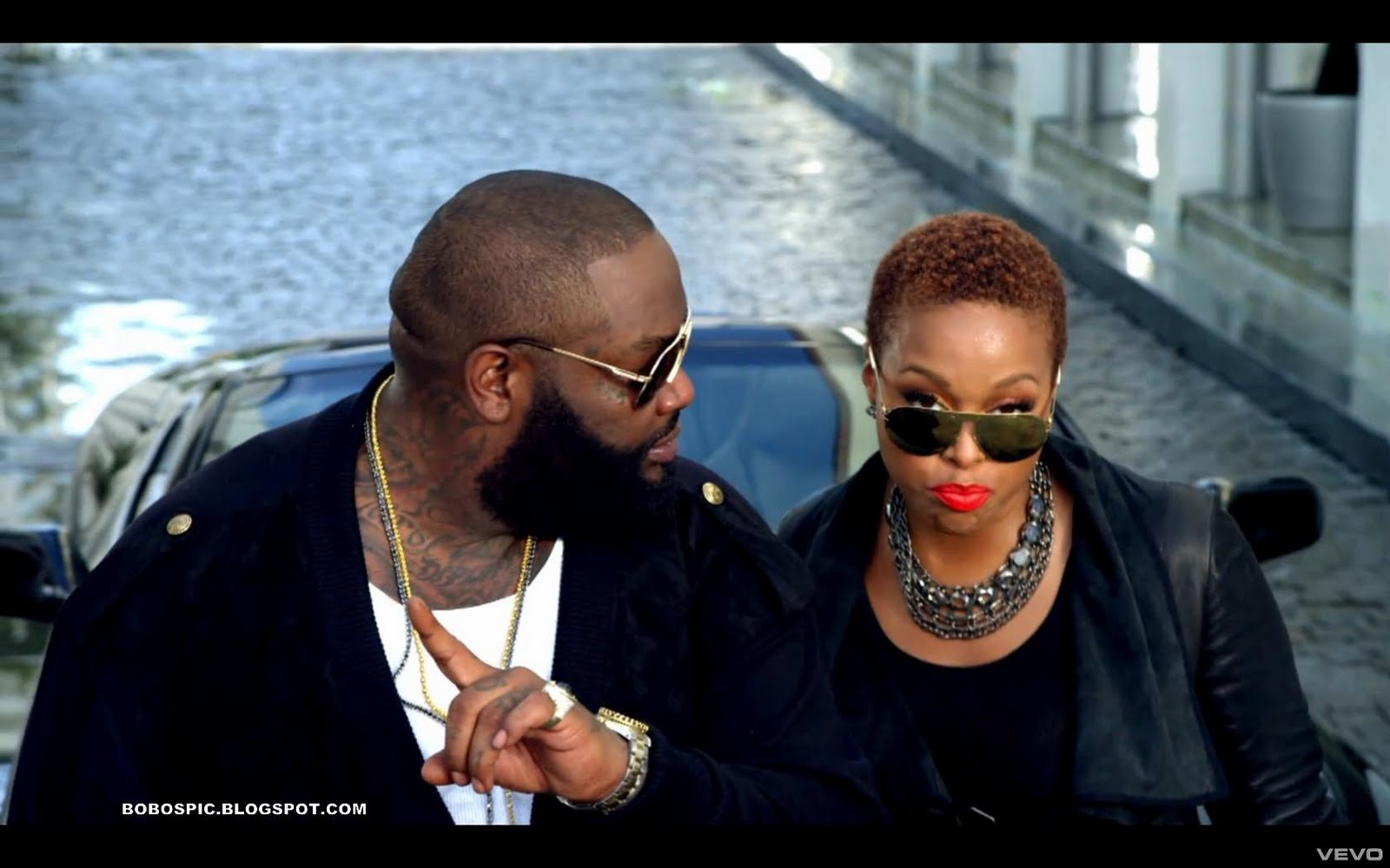 rick ross aston martin music ft drake chrisette michele. rick ross