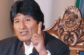 Evo Morales - Foto: AFP
