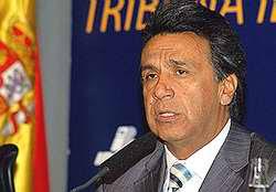 Vicepresidente ecuatoriano, Lenin Moreno