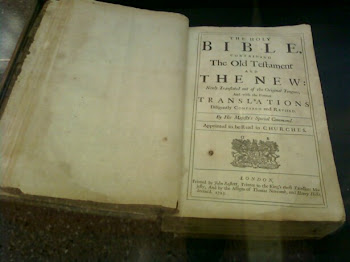 Stephen F. Austin Family Bible