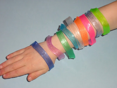 Jelly Bracelet Sex 104